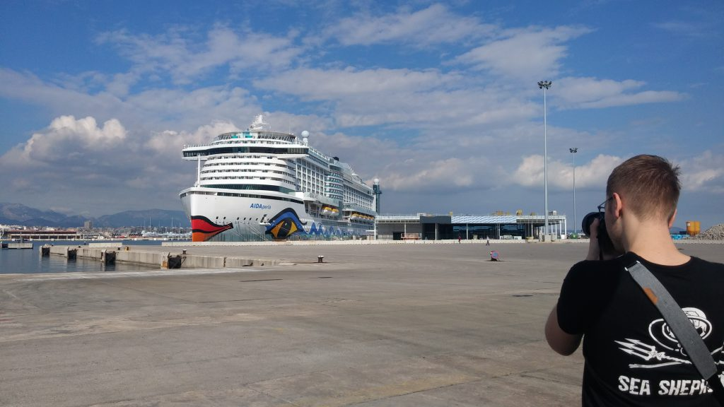 AIDA Mittelmeertour