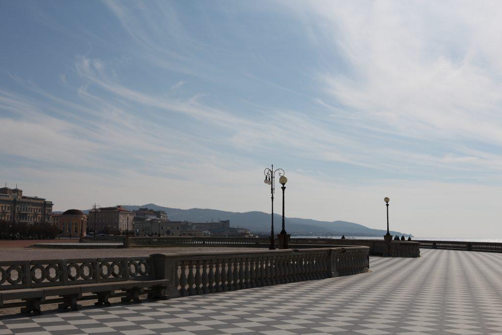 AIDA Mittelmeertour Livorno