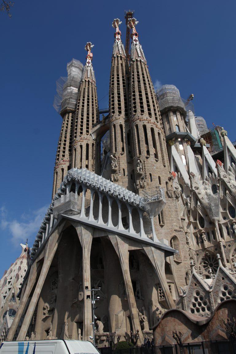 AIDA Mittelmeertour Barcelona