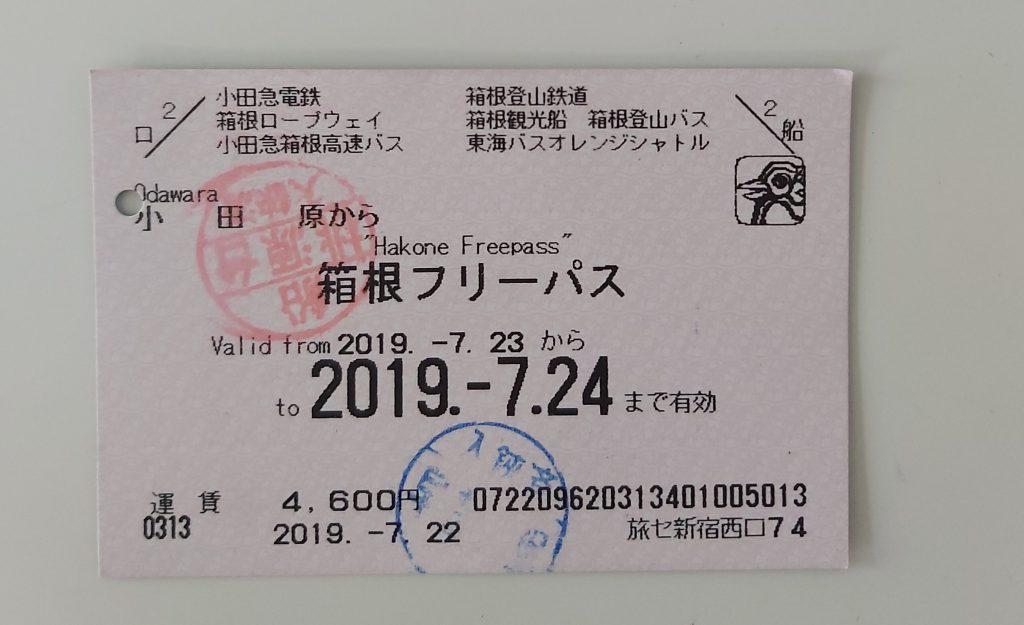 Reisetipps - Hakone Free Pass